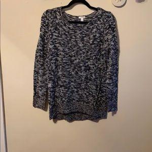 Scoop neck Nordstrom sweater